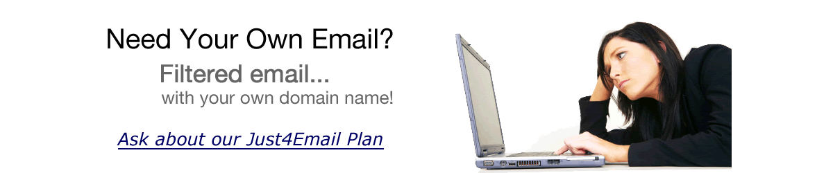 Just4Email Hosting